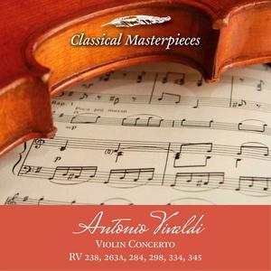 Antonio Vivaldi: Violin Concerto RV238,263a,284,298,334,345 | Ensemble La Partita