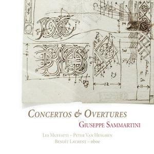 Sammartini: Concertos & Overtures | Benoît Laurent