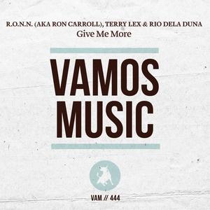 Give Me More | R.O.N.N.