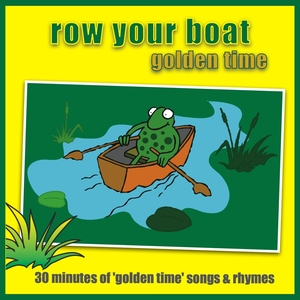 Row Your Boat - Golden Time | Kidzone