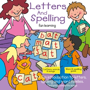 Letters And Spelling | Kidzone