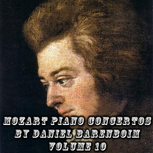 Mozart Piano Concertos by Daniel Barenboim Volume 10 | English Chamber Orchestra