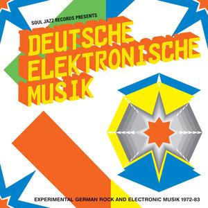 Soul Jazz Records Presents DEUTSCHE ELEKTRONISCHE MUSIK: Experimental German Rock And Electronic Music 1972-83 | Deuter