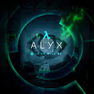 """Half-Life: Alyx (Chapter 3, """"Is Or Will Be"""") 