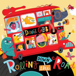 Rolling Down the Road   David Gibb