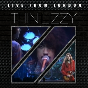 Live from London   Thin Lizzy