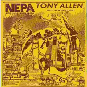 Nepa (Never Expect Power Always)   Tony Allen