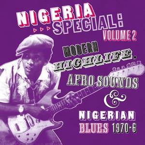 Soundway Presents: Nigeria Special, Vol. 2 | Tunji Oyelana