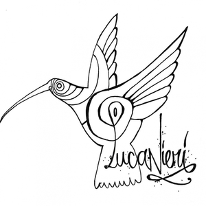 Hummingbird / Milk and Honey   Luca Nieri