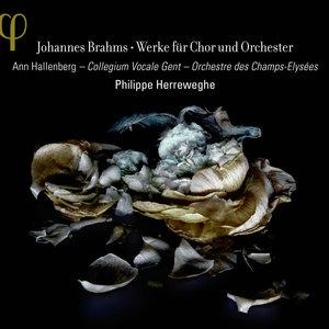 Brahms: Werke für Chor und Orchester | Philippe Herreweghe