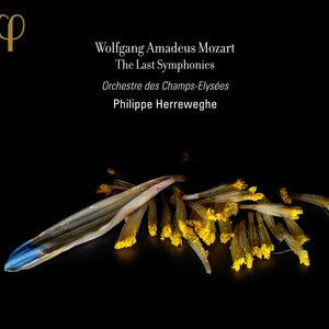 Mozart: The Last Symphonies | Philippe Herreweghe