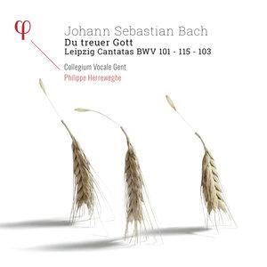 Bach: Leipzig Cantatas BWV 101, BWV 103 & BWV 115 | Philippe Herreweghe