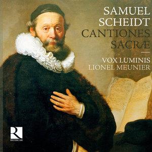 Scheidt: Sacrae Cantiones | Vox Luminis