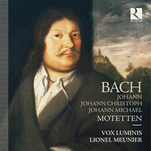 Bach: Motetten | Vox Luminis