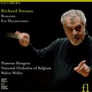 Strauss: Burleske & Ein Heldenleben | National Orchestra of Belgium