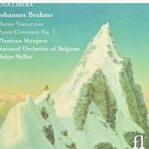 Brahms: Haydn Variations & Piano Concerto No. 1 | National Orchestra of Belgium