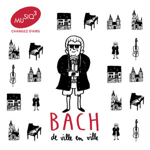 Bach de ville en ville | Philippe Herreweghe