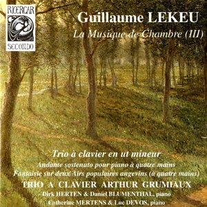 Lekeu: La musique de chambre III | Trio à clavier Arthur Grumiaux