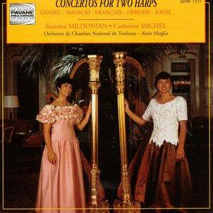 Concertos for Two Harps | Susanna Mildonian
