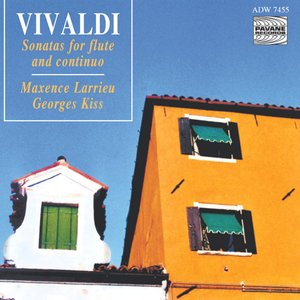 Vivaldi: Sonatas for Flute and Continuo | Maxence Larrieu