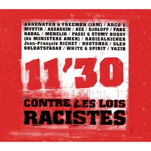 11'30 contre les lois racistes | Radikalkicker
