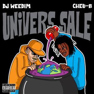 Univers sale | DJ Weedim