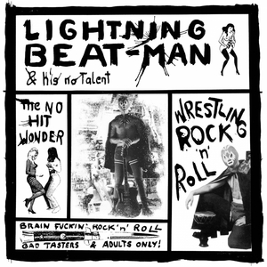 Wrestling Rock'n'roll | Lightning Beat-Man