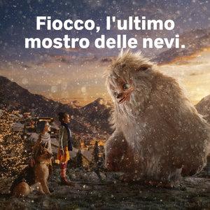 Fiocco, l'ultimo mostro delle nevi   Coop