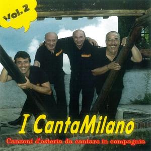 Canzoni d'osteria da cantare in compagnia, Vol. 2 | I CantaMilano