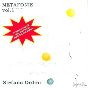 Metafonie, Vol. 1   Stefano Ordini