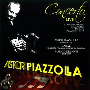 Concerto Live | Astor Piazzolla