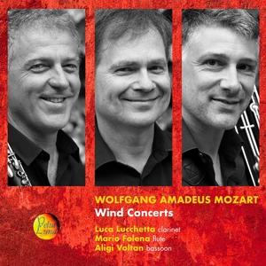 Wolfgang Amadeus Mozart: Wind Concerts | Aligi Voltan