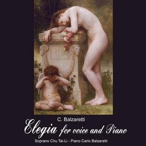 Elegia for Voice and Piano   Carlo Balzaretti