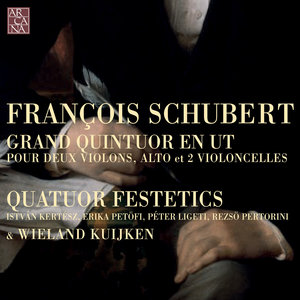 Schubert: String Quintet in C Major for Two Violins, Viola and Two Celli, Op. 163 D. 956 |
