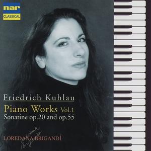 Friedrich Kuhlau: Piano Works, Vol. 1 | Loredana Brigandì