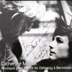 Debussy, Hahn, Damase, Gershwin, Weil, Bernstein: Music pour harpe de Debussy à Bernstein | Michel Legrand
