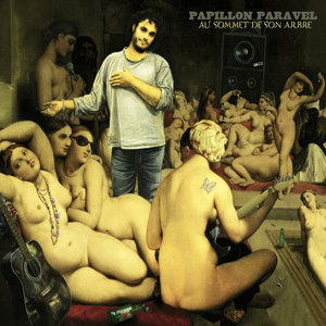 Au Sommet De Son Arbre - Limited Edition | Renaud Papillon Paravel