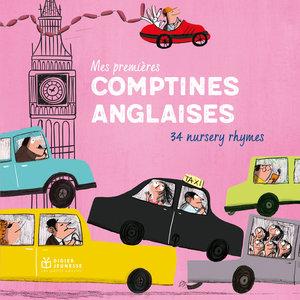 Mes premières comptines anglaises et françaises | Les petits cousins