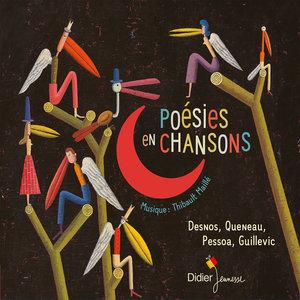Poésies en chansons | Thibault Maillé