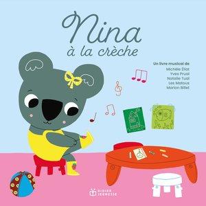 Nina à la crèche | Natalie Tual