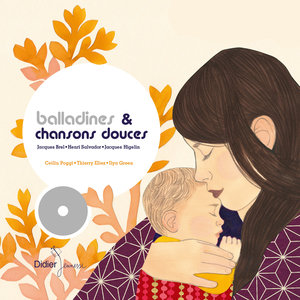 Balladines et chansons douces | Thierry Eliez
