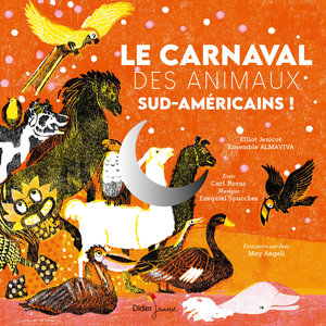 Le carnaval des animaux sud-américains | Ensemble Almaviva