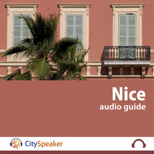 Nice - Audio Guide CitySpeaker   CitySpeaker
