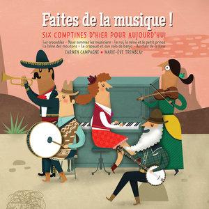 Faites de la musique ! | Carmen Campagne