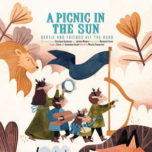 A Picnic in the Sun (Bertie and Friends Hit the Road)   Geneviève Toupin