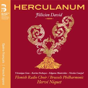 David: Herculanum | Brussels Philharmonic