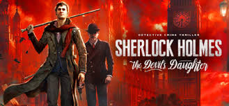 Sherlock Holmes and the Devil's Daughter |