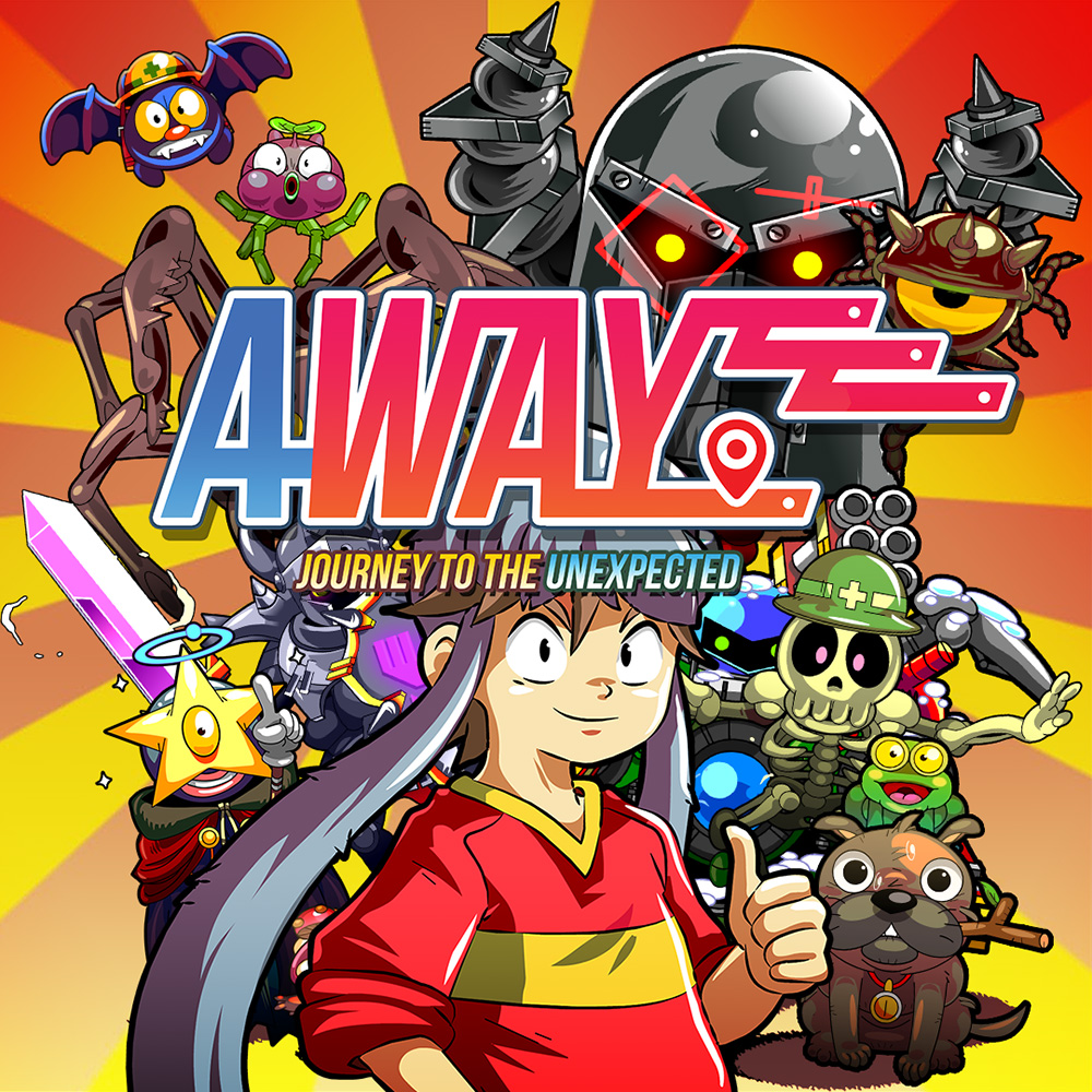 Away : Journey to the unexpected |