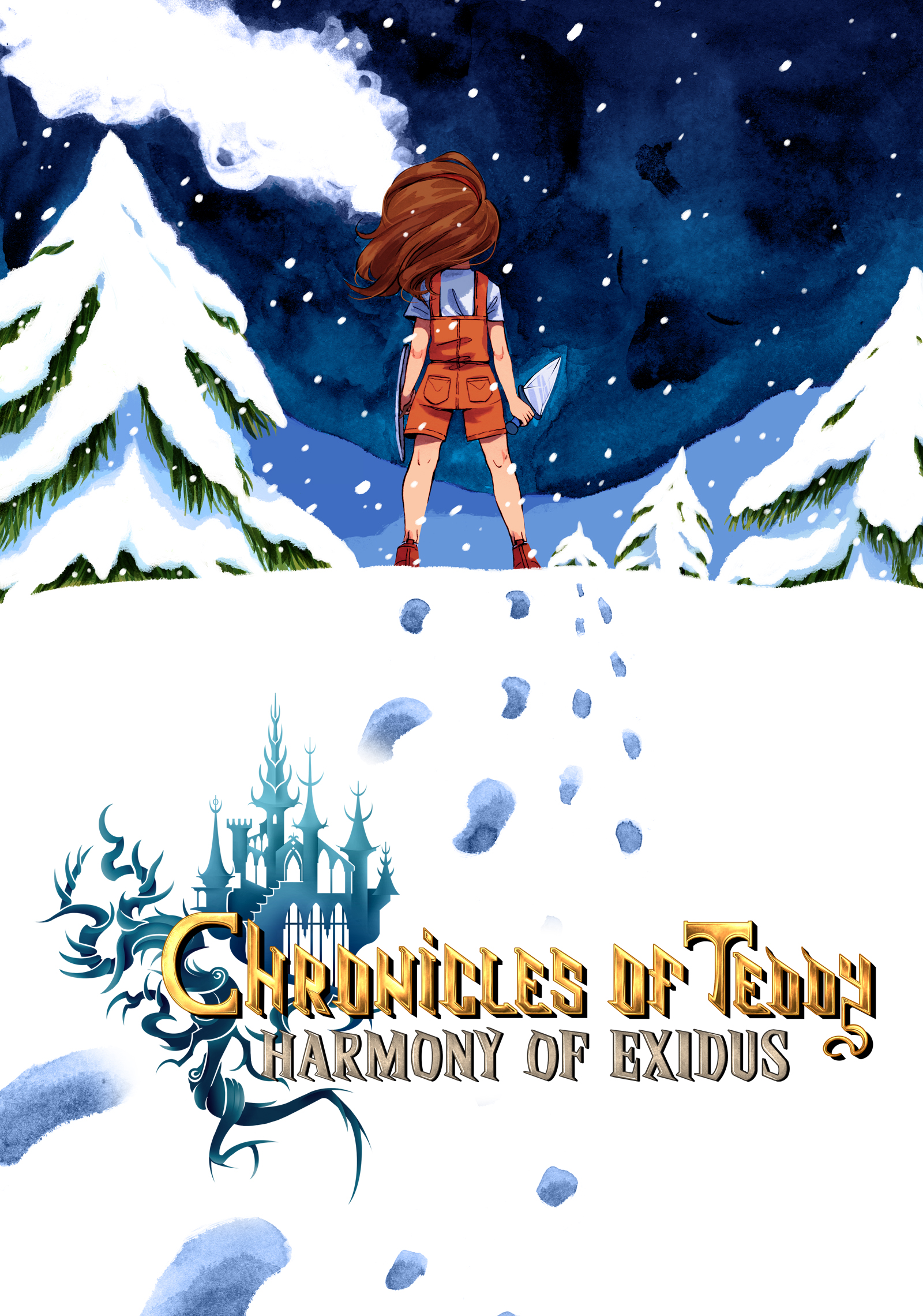 Chronicles of Teddy - Harmony Of Exidus |