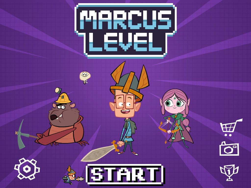 Marcus Level |